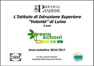 green school 16-17