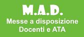 Messe a disposizione - Docenti e ATA